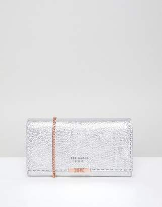 Ted Baker Stab Stitch Matinee with Chain Strap