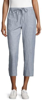 LIZ CLAIBORNE Liz Claiborne Cropped Pants $44 thestylecure.com