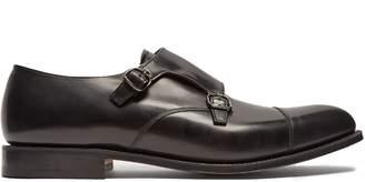 Church's Detroit double monk-strap leather shoes