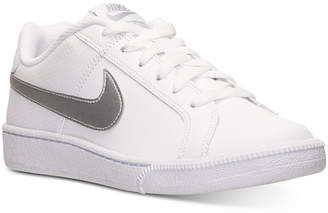 Nike Women's Court Royale Casual Sneakers from Finish Line $54.99 thestylecure.com