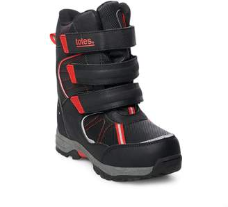 totes Simon Snowboard Boys' Winter Boots