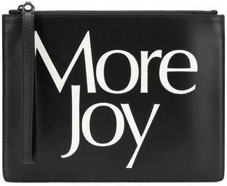 Christopher Kane 'More Joy' clutch