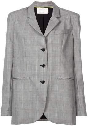 Nicole Miller boyfriend blazer-jacket
