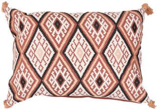 Bungalow Rose Jermaine Tribal Pattern Lumbar Pillow