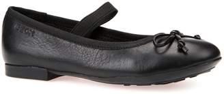 Geox Leather Ballet Flats
