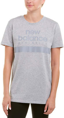 New Balance Mesh T-Shirt