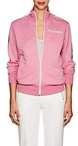 Palm Angels Women's Barbed-Wire-Print Track Jacket - Pink