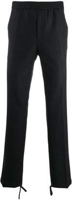 Salvatore Ferragamo drawstring trousers