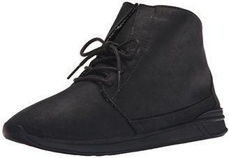 Reef Women's Rover Hi LS Fashion Sneaker $100 thestylecure.com