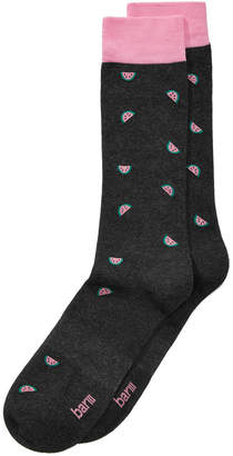 Bar III Men's Watermelon Dress Socks, Created for Macy's
