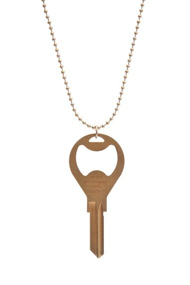 Marc Jacobs Key Charm Bottle Opener