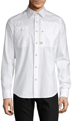 G Star Utility Pocket Long Sleeve Sport Shirt