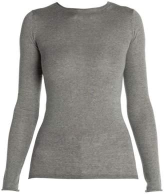 Stella McCartney Knit Wool Long-Sleeve Sweater