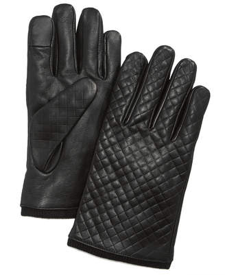 Ryan Seacrest Distinction Ryan Seacrest DistinctionTM Men's Leather Glove, Created for Macy's