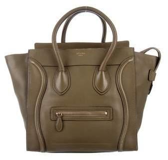 Céline Mini Luggage Tote