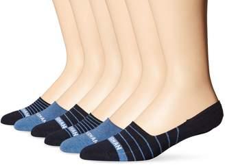 Ben Sherman Men's 6 Pack Annapur Loafer Socks