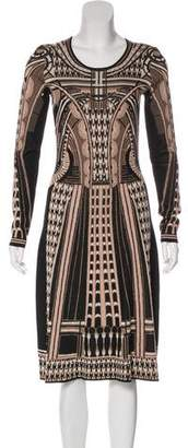 Temperley London Midi Knit Dress