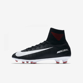 Nike Jr. Mercurial Superfly V Dynamic Fit FG Big Kids' Firm-Ground Soccer Cleat $175 thestylecure.com