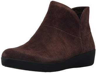 FitFlop Women's Supermod II Suede Ankle Boot