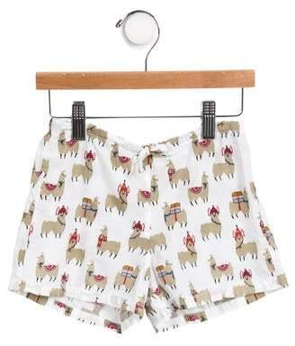 Roberta Roller Rabbit Girls' Printed Pajama Shorts