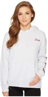 Vans Script Hoodie Women's Sweatshirt