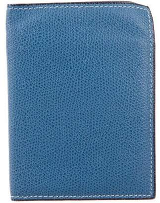 Valextra Bifold Leather Cardholder