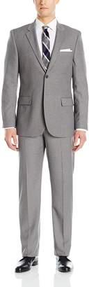 Nautica Men's Two Button Tonal Suit