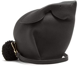 Loewe Bunny leather cross-body bag