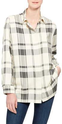 Theory Classic Menswear Button-Up Shirt