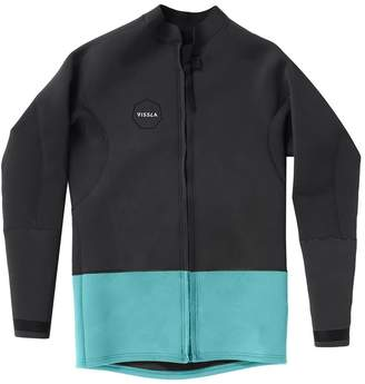 VISSLA Neoprene Front Zip Jacket