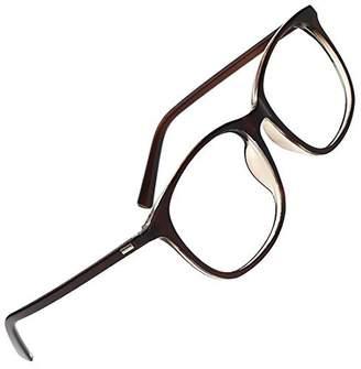 e46642694f2 at Amazon Canada · clear Slocyclub Unisex Oversized Non-prescription Glasses  Round Lens Eyeglasses