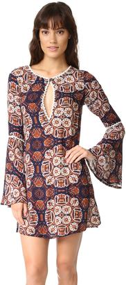 Cleobella Klyn Short Dress $198 thestylecure.com