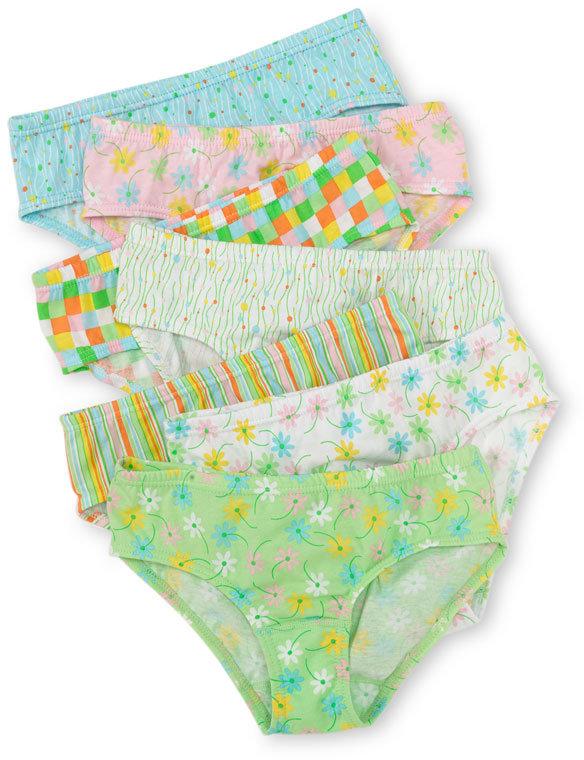 Nordstrom 'Days of the Week' Underwear (Little Girls & Big Girls)