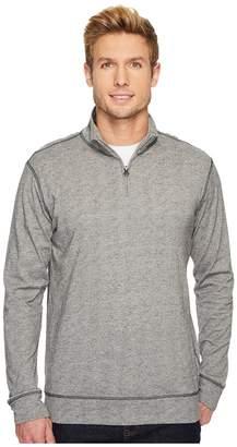 Vintage 1946 Rib Q-Zip Pullover Men's Long Sleeve Pullover