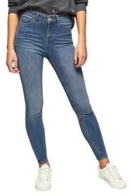 Miss Selfridge Stretch Push-Up Jeans