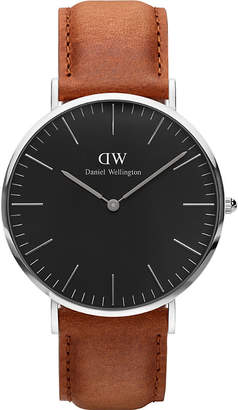 Daniel Wellington Classic Durham stainless steel case