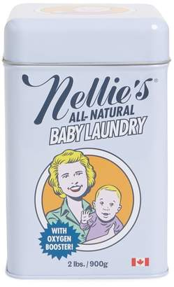 Laundry by Shelli Segal Nellie's All Natural Baby Detergent in Vintage Soda Tin