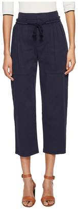 See by Chloe Paper Bag Waist Trousers Women's Casual Pants