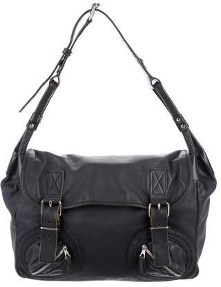 Balenciaga Balenciaga Leather Shoulder Bag