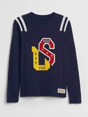Gap Graphic Logo Pullover Sweater