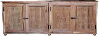 One Kings Lane Vintage Carved Cabinet - de-cor