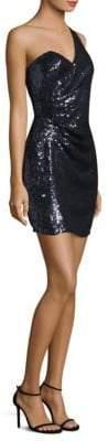 Parker Queenie Sequin Mini Dress