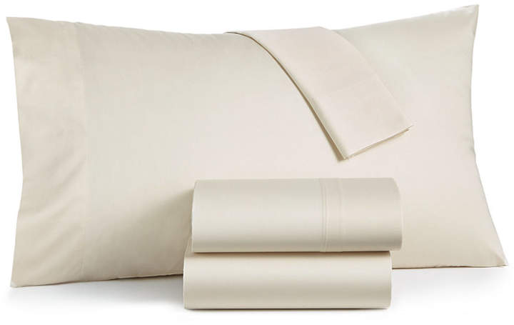 Martha Stewart Collection Last Act! Dream Science by Martha Stewart Collection Allergy Sleep System 4-Pc Queen Sheet Set, 350 Thread Count 100% Cotton, Aafa Certified, Created for Macy's Bedding