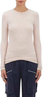 ATM Anthony Thomas Melillo Women's Long Sleeve T-Shirt $130 thestylecure.com