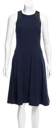 Jason Wu Sleeveless Midi Dress w/ Tags