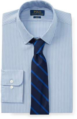 Ralph Lauren Slim Fit Striped Oxford Shirt