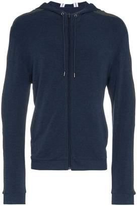 Lot 78 Lot78 HD long sleeve cashmere blend hoodie