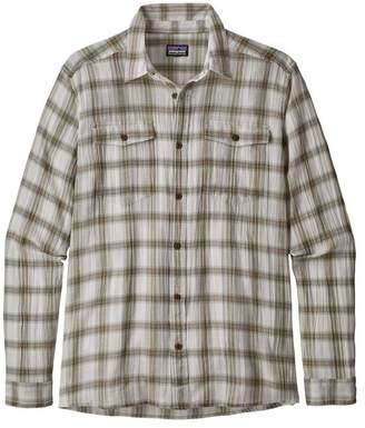 Patagonia Men's Long-Sleeved Steersman Shirt
