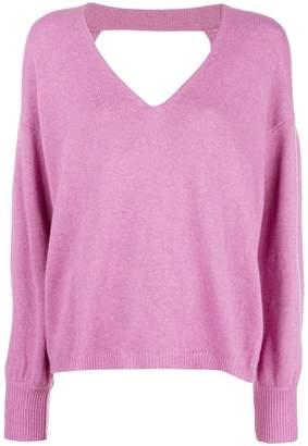Blugirl balloon sleeve sweater