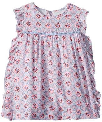 Joules Kids Woven Frill Dress Girl's Dress